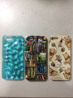 Iphone 5 cases bundle