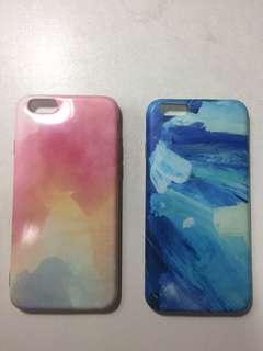 Iphone 6 cases pair