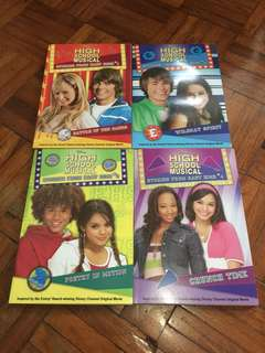 High School Musical Stories from East High (set)