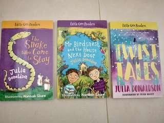 Julia Donaldson Readers (x 3)