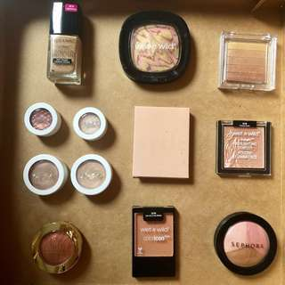 *CLEARANCE* PRELOVED MAKE UP