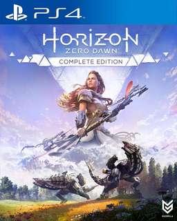 [BN] Horizon Zero Dawn : Complete Edition
