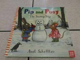英文童書 Pip and Posy Collection 3本