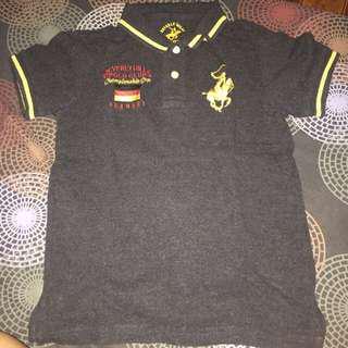 PL polo shirt