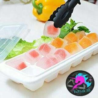 Ice cube penutup untuk mpasi