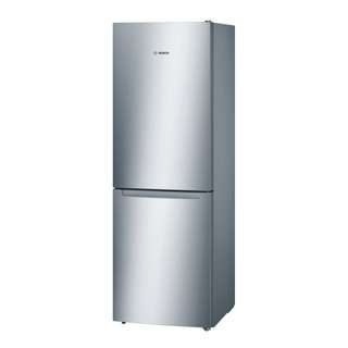 Bosch Refrigerator (306L) with Stainless Steel Look door finishing