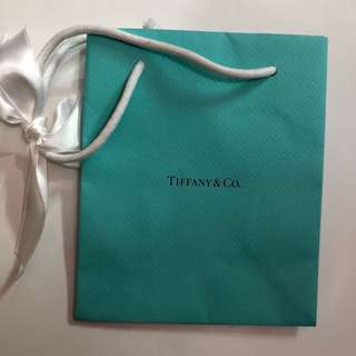Tiffany&Co 紙袋