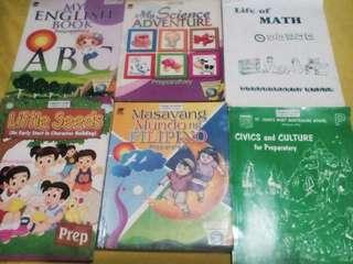 Preparatory Books
