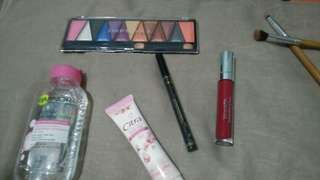Paket makeup 100k