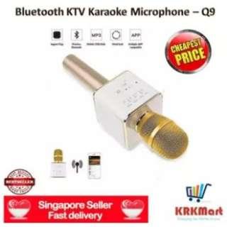 #26 Wireless Bluetooth Speaker Microphone Mic
