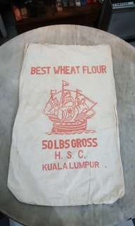 Old Flour Sack