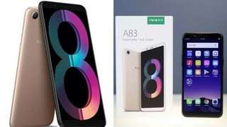 Oppo A83 Credit Promo Loh Gaes!!