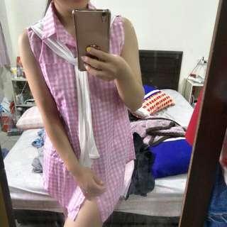 🚚 文青風洋裝