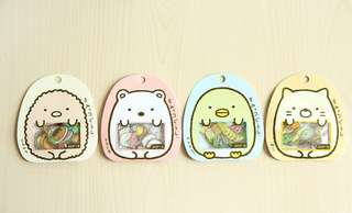 San-X Sumikko Gurashi Cute Little Stickers @ $2  per pack only!!! Ready Stocks all sold!!! Opening for preorders now!!!