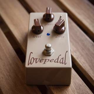 Lovepedal Eternity Overdrive Pedal