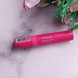 Mamonde Highlight Lip Tint 01 Pink Balloon
