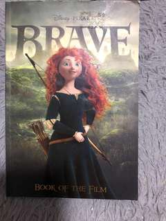 Brave: The book of the Film