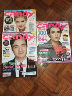 Candy Magazin Ph set
