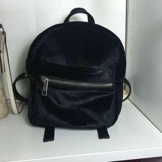 Mini backpack Stradivarius