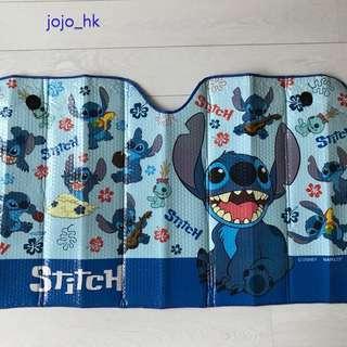史迪仔Stitch汽車太陽擋