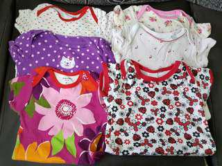 Romper baby 6-9month (6psng)