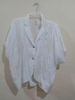 Blazer blouse