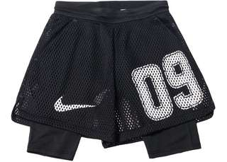 Authentic NikeLab x Off-White Football Shorts Black