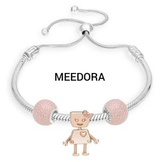 BELLABOT SLIDING BRACELET PANDORA SET