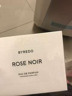 Byredo rosenoir 夜幕玫瑰