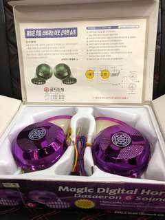 韓國汽車Horn