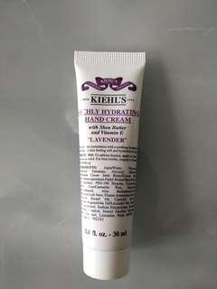 Kiehl's Richly Hydrating Hand Cream (Lavender)