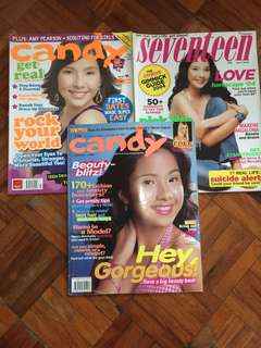 Maxene Magalona Magazine Covers Set