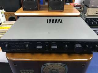 Audiolab 8000A early grey version