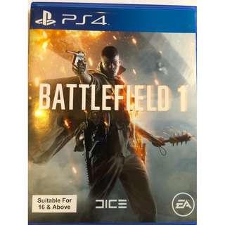 Battlefield 1 - Reg 3 - PS4