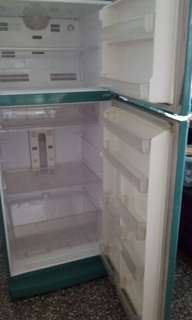🚚 東元鮮綠冰箱二門R6551