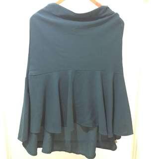 質感綠系魚尾裙