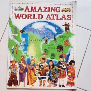 Amazing World Atlas