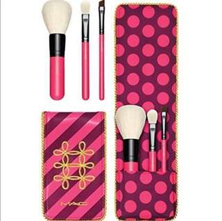 🚚 Ntucracker sweet essential brush kit