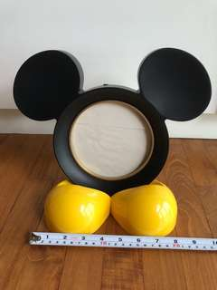 TOKYO JAPAN DISNEYLAND Mickey Mouse Decorative Photo Frame with stand- home decor