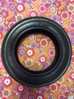 10x2.5 thickened and wear-resistant tyre and tube