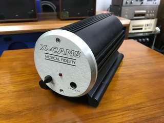 Musical Fidelity X-CAN headphone amp