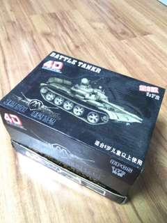Battle Tanks (Scale 1:72)