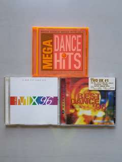 Dance Hits CD
