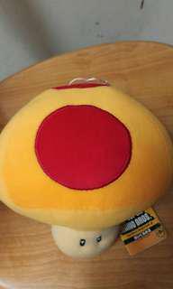 Super Mario Bros 冬菇頭 公仔 全新 日本正版正貨