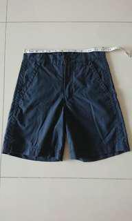 Boy Navy Bermuda shorts