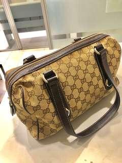 Authentic Gucci Abbey Small Tote Bag