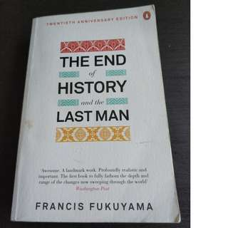 🚚 #CarouPay The end of history and the last man