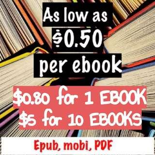 $0.50 EBOOK