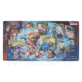 [PO] TCG PLAYMAT [NIGHT PARADE] - POKEMON CENTER EXCLUSIVE
