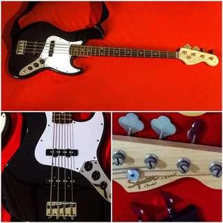 Fender Squier Affinity Jazz Bass
